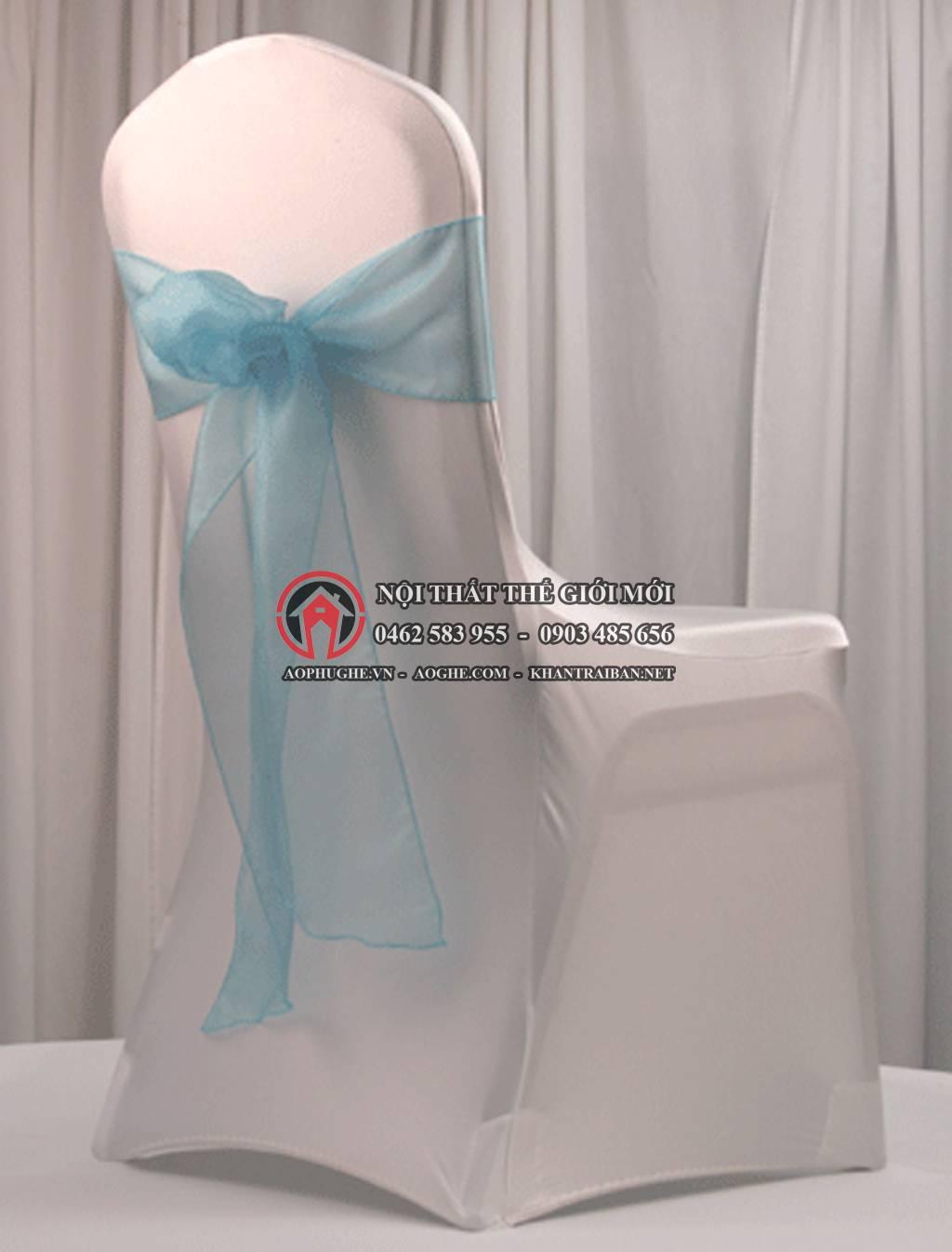 váy ghế tiệc cưới