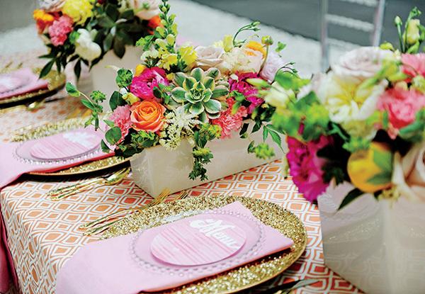 May váy bàn nhà hàng tiệc cưới đẹp